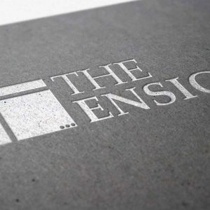 ensign website cover